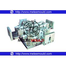 Moule de raccord de tuyau de PPR, moule en plastique de raccord de tuyau (MOULE de MELEE -286)