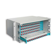 24 Core Rack Mount Fiber Optik ODF