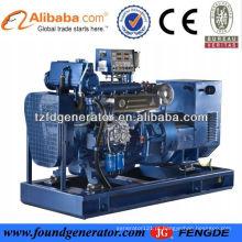 CE aprovado gerador 100kva deutz motor industrial