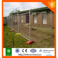High quality hot dip galvanized temporary fence