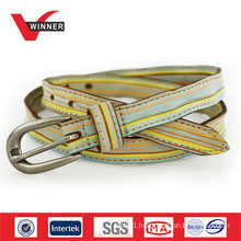2014 New Italian leather belts for women