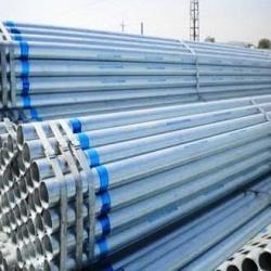 Class B Galvanized Round Welded Steel Pipe
