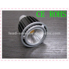 COB LED spotlight prova de água 6w dimmable