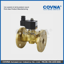 0-16 bar Messing 12v dc Hochdruck-Magnetventil 24v 110v 220v