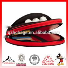 Boîtier étanche Tennis de table Paddle Case Ping Pong Paddle Bag Pouch (ES-Z298)