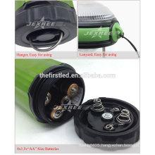 Sale Promotion 500 Lumen Aluminium LED 4X 1.5V AA Camping Lantern Light