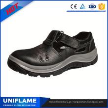 Sapatos de trabalho de segurança de verão Ufa116