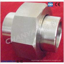 Nickel Alloy Forged Socket Welding Fitting Union B619 Uns N10276, Hastelloy C276