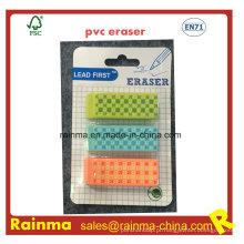 Borracha de PVC chanfrada de alta qualidade com design agradável
