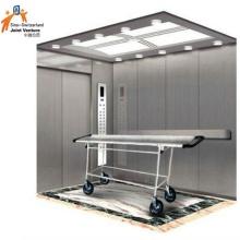Ascenseur de civière d'hôpital avec l'urgence médicale