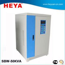 Estabilizador de tensão de compensação de alta potência DBW / SBW Single / Three Phase