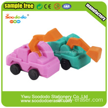 Bulldozer Shaped Promotion Shcool Radiergummi