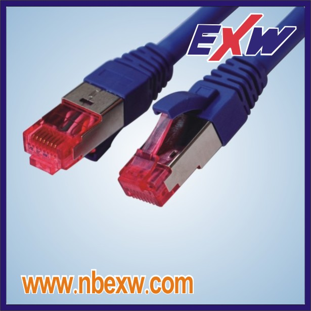 Cat6 Shielded Modular Cord