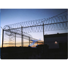 Expanded Metal Prison Fence (TS-EPF01)