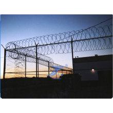 Расширенный металл тюремный забор (ТС-EPF01)