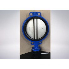 Dn100 Dn125 Wafer Butterfly Valve