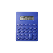 12 Digit Handheld Calculator with Heart Shape Button