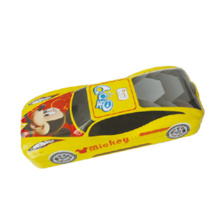 Car Shape Pencil Tin Box51-Box en étain en forme de crayon
