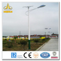 Poste de la lampe de rue Conical Solar Power