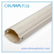 ПВХ / ПК / ABS пластиковые экструзионные детали Пзготовителей
