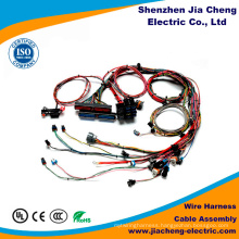 Customized Black Wire Harness with Good Quality Made in China