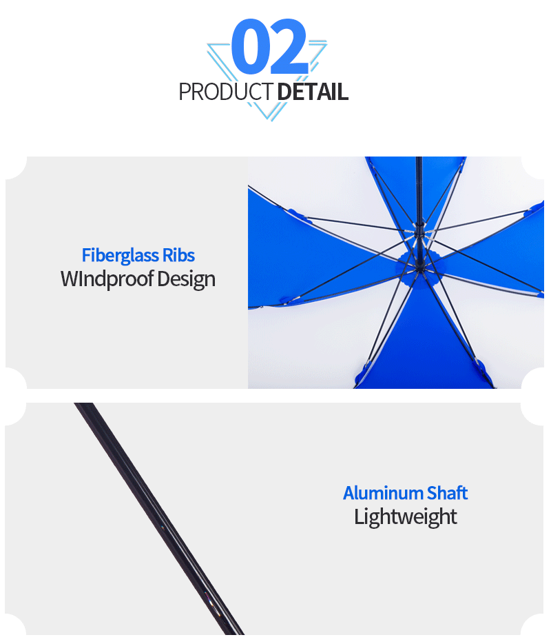 windproof umbrella logo