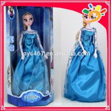 Winter Romance Theme Music, Lights doll fashion doll play set for girls