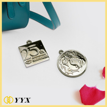 Garment ccessories metal logo tag&name plate