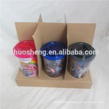 10oz/16oz/20oz/24oz/32oz Double wall plastic travel tumbler and mug
