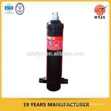 Cylindres hydrauliques à simple effet à bascule pour trémies