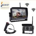 Highway Observation System Durable Metal Housing IR Night Vision HD Digital Wireles Backup Camera System