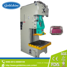 Máquina de fabricação de tigela de alumínio da folha