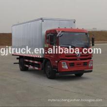 4X2 drive 10T Dongfeng van truck/10T Dongfeng van box truck/Dongfeng cargo box truck/Dongfeng van box truck/Dongfeng cargo truck