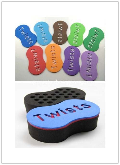 Hair Twist Sponge Product