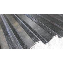 Feuilles en tôle d'aluminium en relief pour toiture