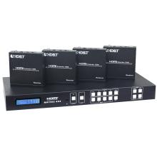 Hdbase HDMI Matrix 4X4 sur Cat5e / 6/7