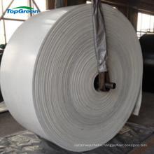 low price food industrial white rubber conveyor belt