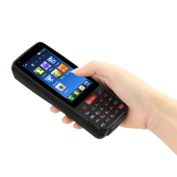 4G Network Rugged Android PDA 2D Barcode Scanner