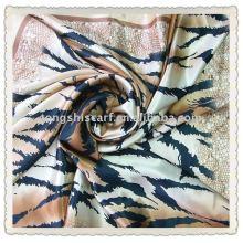 Fashion Zebra Print hijab modern