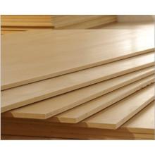 Materiales de construcción de alta resistencia barata / plantilla 915 * 1830 * 12 del edificio de WPC