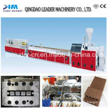 WPC Plastic Processed WPC Wall Panel Producing Machine