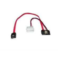 SATA13P (verrouillage) sur le câble SATA7P + PWR (ERS019)