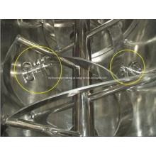 Misturador de arado horizontal de alta eficiência