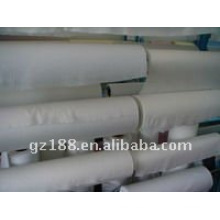 Tela no tejida Spunlace Viscosa + Poliéster para toallitas húmedas