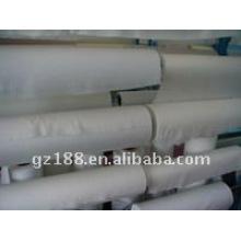 Tissu non-tissé de Viscose + Polyester Spunlace pour des lingettes humides