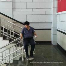 2018Nouveau monte-escalier électrique monte-escalier