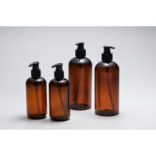 Botella de bomba de loción PET de 250 ml
