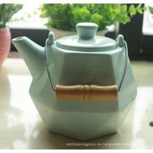 600ml Calssical Keramik Teekanne Prime Qualität