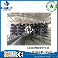 Automatische W-Struktur-Walzenformmaschine