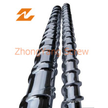 Extruder Bimetallic Screw Barrel Bimetal Screw Barrel